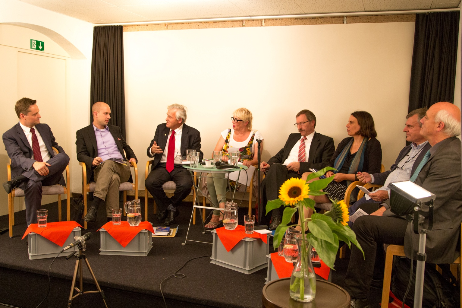 2014_09_26 Podiumsdiskussion Basel